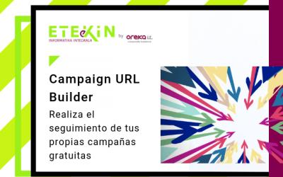 Campaign URL Builder – Realiza el seguimiento de tus propias campañas gratuitas