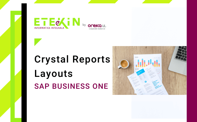 Crystal Reports Layouts · SAP Business One