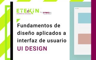 Fundamentos de diseño aplicados a interfaz de usuario – UI Design